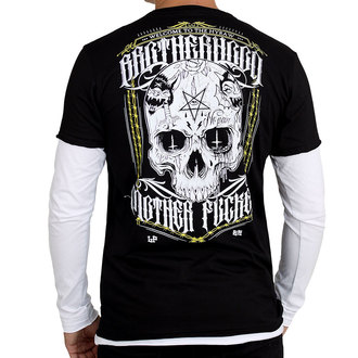 tričko pánske s dlhým rukávom HYRAW - BROTHERHOOD, HYRAW