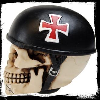 dekorácia (hlavica radiacou páky) Skull Racer Gear Knob, NNM