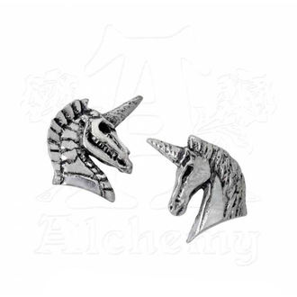 náušnice ALCHEMY GOTHIC - Unicorn Ear Studs, ALCHEMY GOTHIC