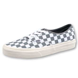 topánky VANS - UA Authentic (CHECKERBOARD) - Pewter / Mar, VANS