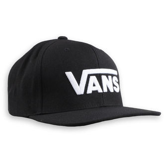 šiltovka VANS - MN DROP V II - Black/White, VANS