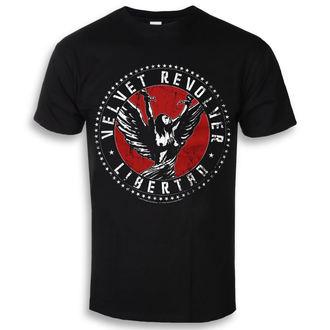 tričko pánske Velvet Revolver - Libertad - Black - HYBRIS, HYBRIS, Velvet Revolver