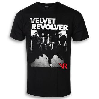 tričko pánske Velvet Revolver - Black - HYBRIS, HYBRIS, Velvet Revolver