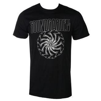 tričko pánske SOUNDGARDEN - BLACK BLADE MOTOR FINGER - PLASTIC HEAD, PLASTIC HEAD, Soundgarden