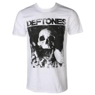 tričko pánske DEFTONES - SKULL - WHITE - PLASTIC HEAD, PLASTIC HEAD, Deftones