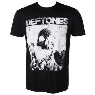 tričko pánske DEFTONES - SKULL - Black - PLASTIC HEAD, PLASTIC HEAD, Deftones