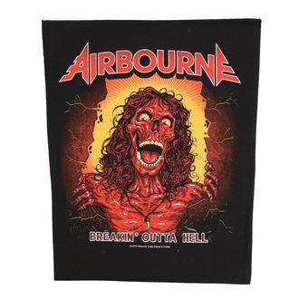 nášivka DIO - Airbourne - Breakin - RAZAMATAZ, RAZAMATAZ, Dio