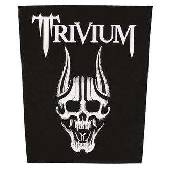 nášivka veľká TRIVIUM - SCREAMING SKULL - RAZAMATAZ, RAZAMATAZ, Trivium