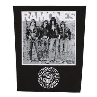nášivka veľká RAMONES - 1976 - RAZAMATAZ, RAZAMATAZ, Ramones