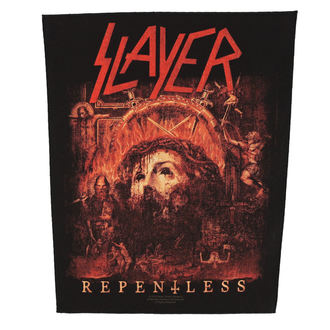 nášivka veľká SLAYER - RE PENTLESS - RAZAMATAZ, RAZAMATAZ, Slayer