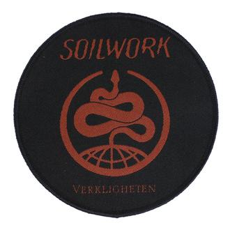 nášivka SOILWORK - Verkligheten - NUCLEAR BLAST, NUCLEAR BLAST, SoilWork