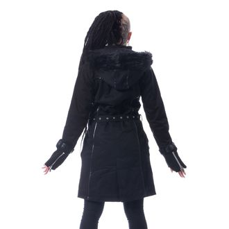 kabát dámsky Chemical Black - VERSE - BLACK, CHEMICAL BLACK