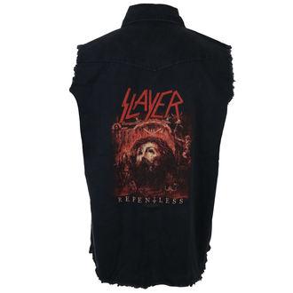 košele pánska bez rukávov (vesta) SLAYER - REPENT LESS - RAZAMATAZ, RAZAMATAZ, Slayer