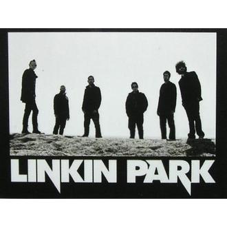 vlajka Linkin Park - Sandy Band, HEART ROCK, Linkin Park