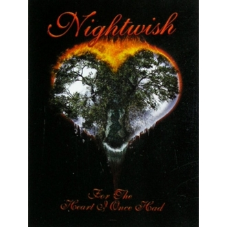 vlajka Nightwish - For The Heart I Once Had, HEART ROCK, Nightwish