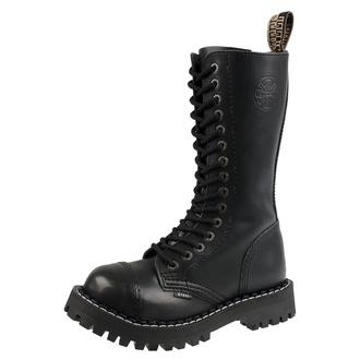 topánky STEEL - 15 dierkové - black - 135/136/Z