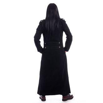 kabát pánsky VIXXSIN - WALKER - BLACK, VIXXSIN