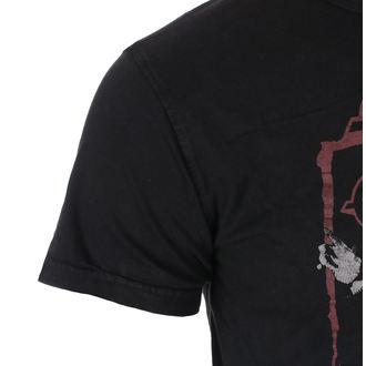 tričko pánske Ozzy Osbourne - Japan Flyer Vintage - Black - ROCK OFF, ROCK OFF, Ozzy Osbourne