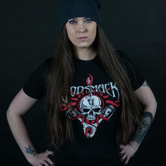 tričko pánske Godsmack - Chrome Pistons - ROCK OFF, ROCK OFF, Godsmack