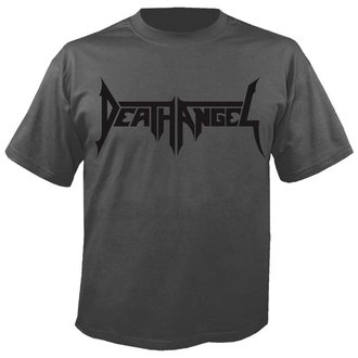 tričko pánske DEATH ANGEL - Logo GREY - NUCLEAR BLAST, NUCLEAR BLAST, Death Angel