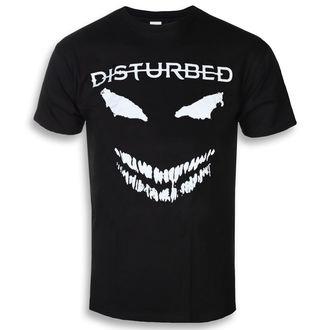 tričko pánske Disturbed - Scary Face - ROCK OFF, ROCK OFF, Disturbed