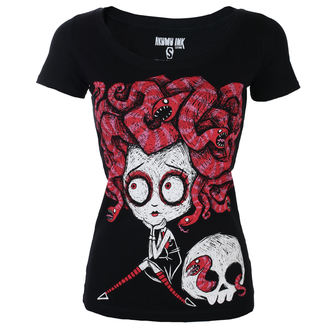 tričko dámske AKUMU INK - Medusa In Love Scoop - Women, Akumu Ink