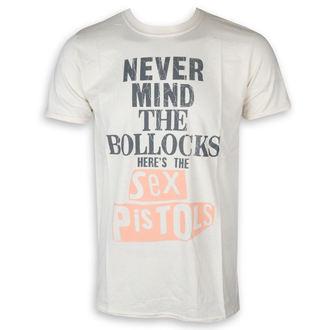 tričko pánske Sex Pistols - Bollocks - ROCK OFF, ROCK OFF, Sex Pistols