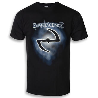 tričko pánske Evanescence - Classic Logo - ROCK OFF, ROCK OFF, Evanescence