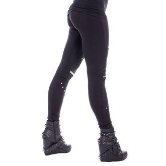 nohavice dámske (legíny) Vixxsin - WIND - BLACK, VIXXSIN