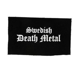 nášivka Swedish dead metal