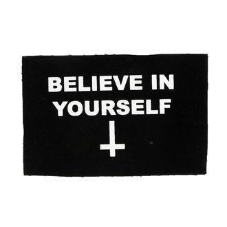 nášivka Believe in yourself - Ns-050