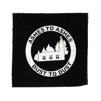 nášivka Ashes to ashes, NNM