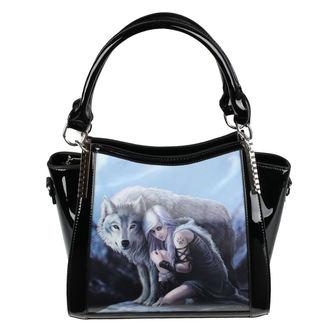 kabelka (taška) ANNE STOKES - Protector - Black, ANNE STOKES