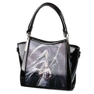 kabelka (taška) ANNE STOKES - Summon The Reaper - Black, ANNE STOKES