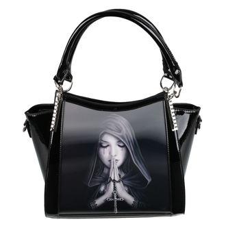 kabelka (taška) ANNE STOKES - Gothic Prayer - Black, ANNE STOKES