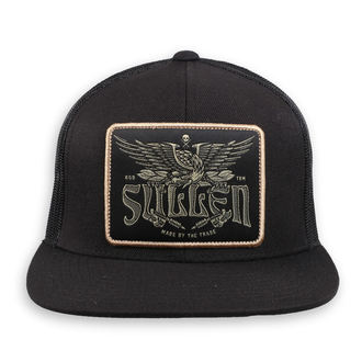 šiltovka SULLEN - EAGLE TRADITION - BLACK, SULLEN