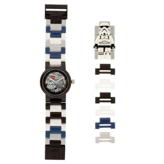hodinky STAR WARS - Lego - Stormtrooper, NNM, Star Wars
