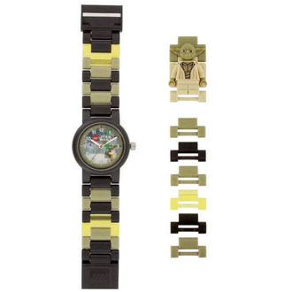 hodinky STAR WARS - Lego - Yoda