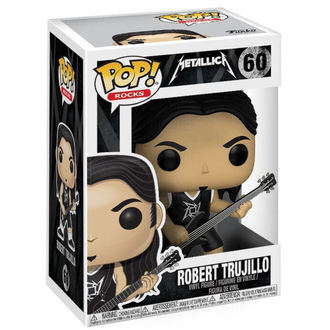 figúrka Metallica - Robert Trujillo - POP!, POP, Metallica