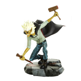 figúrka Iron Maiden- Legacy of the Beast - Vampire Hunter Eddie Halloween, Iron Maiden