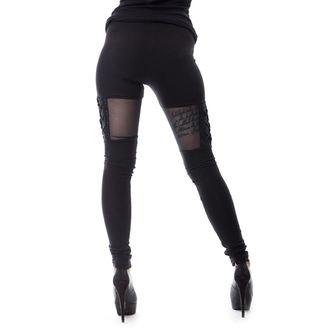 nohavice dámske (legíny) Vixxsin - X RAY - BLACK, VIXXSIN