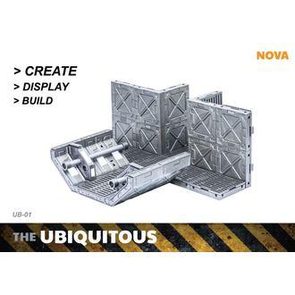 dekorácia (dioráma) ubiquitous Diorama Case for Action Obrázky Standard Edition
