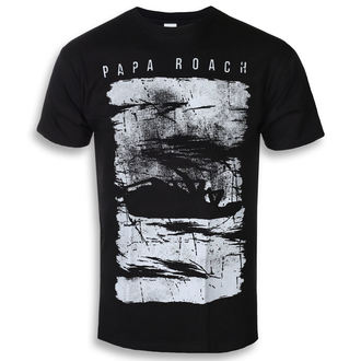 tričko pánske Papa Roach - Distress - Black - KINGS ROAD, KINGS ROAD, Papa Roach