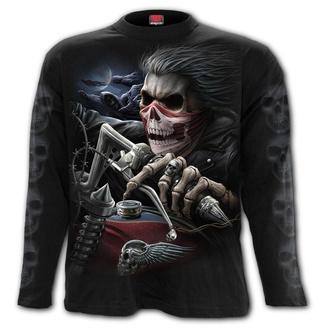 tričko pánske s dlhým rukávom SPIRAL - SOUL RIDER, SPIRAL