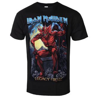 tričko pánske Iron Maiden - Legacy of the Beast 2 Devil - ROCK OFF - IMTEE88MB