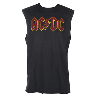 tielko unisex AC/DC - Logo - Charcoal - AMPLIFIED - ZAV804ACL