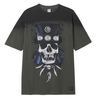 tričko pánske WICKED WITCH DOCTOR - KHAKI - AMPLIFIED, AMPLIFIED