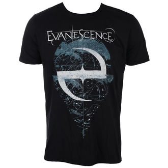 tričko pánske EVANESCENCE - SPACE MAP - PLASTIC HEAD, PLASTIC HEAD, Evanescence