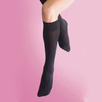 podkolienky LEGWEAR - 70 denier opaque knee high 1pp - black, LEGWEAR