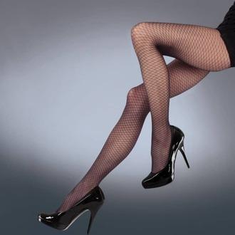 pančucháče LEGWEAR - avant garde - black, LEGWEAR